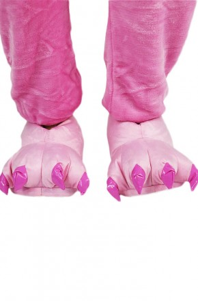 Тапки Лапки розовые M, 35-40 размер