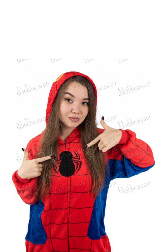 Кигуруми Человек паук / Спайдермен - 14