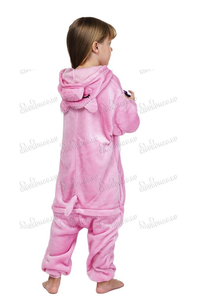 Кигуруми детский Свинка - 5