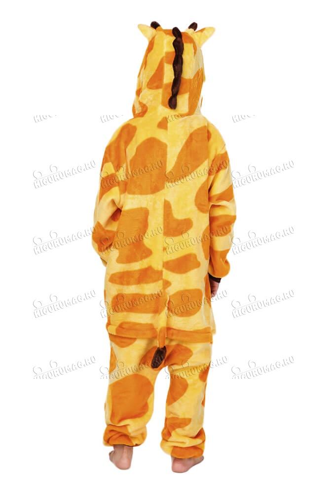 Кигуруми детский Жираф - 8
