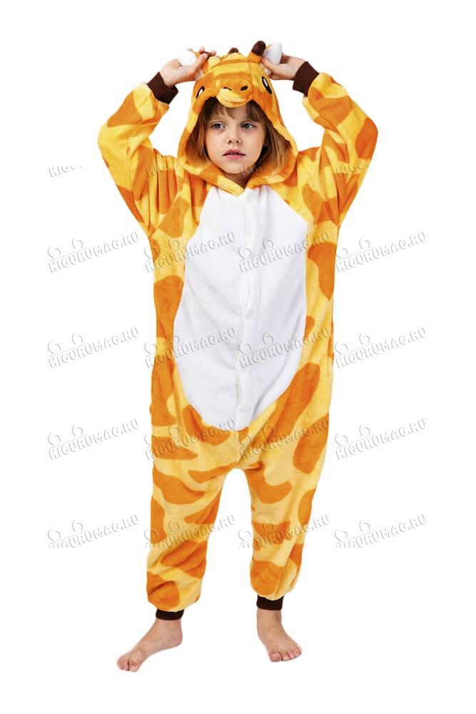 Кигуруми детский Жираф - 3