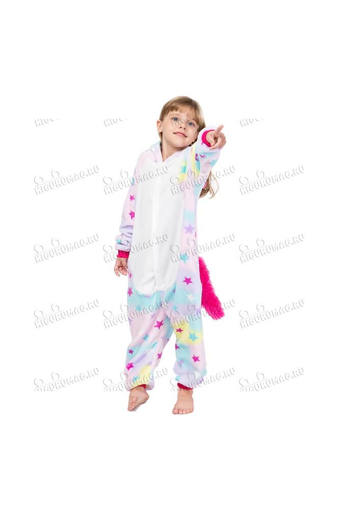 Кигуруми детский Звездный Единорог - 4