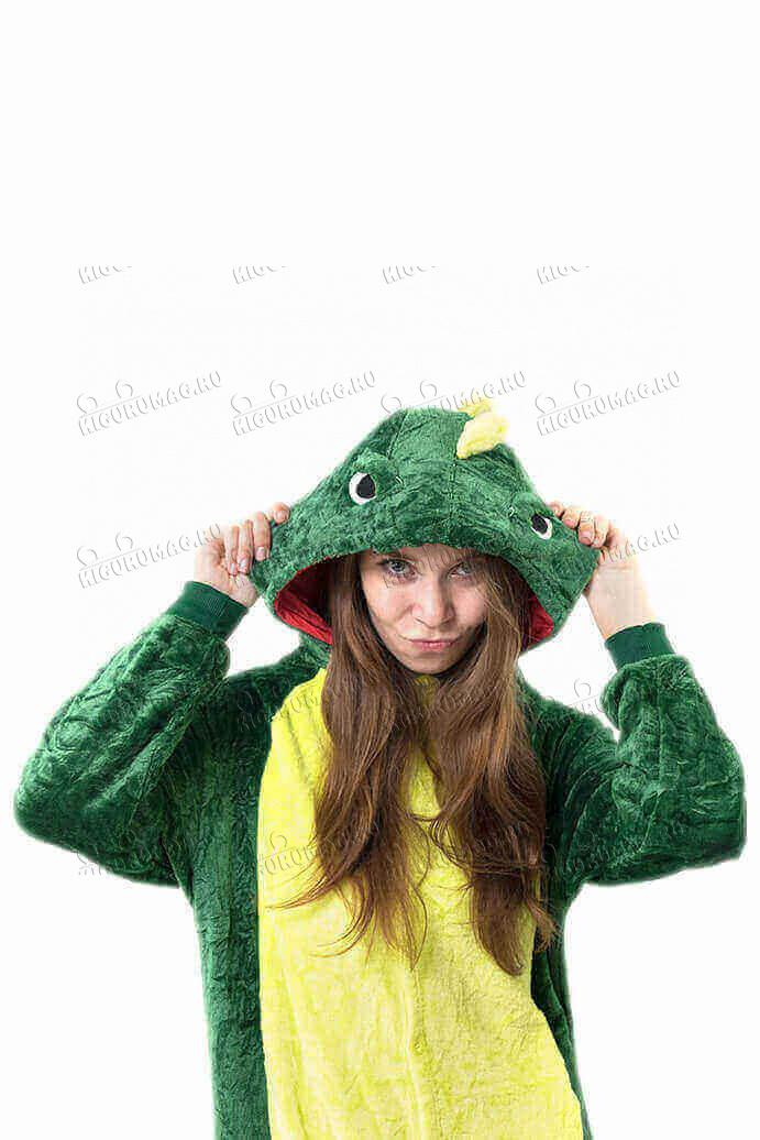 Кигуруми Динозаврик - 5