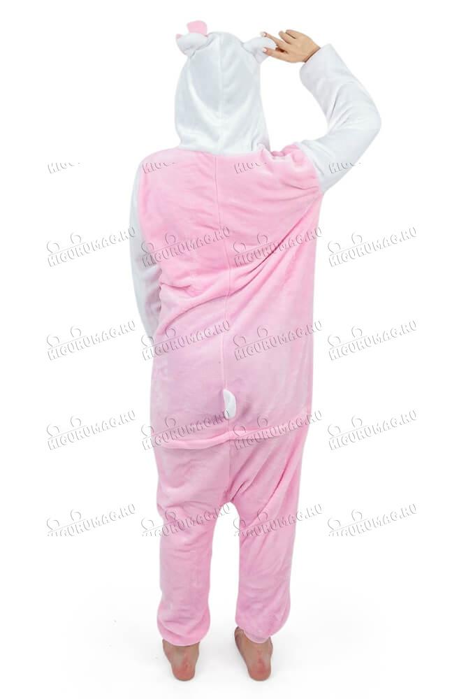 Кигуруми Hello Kitty розовый - 6