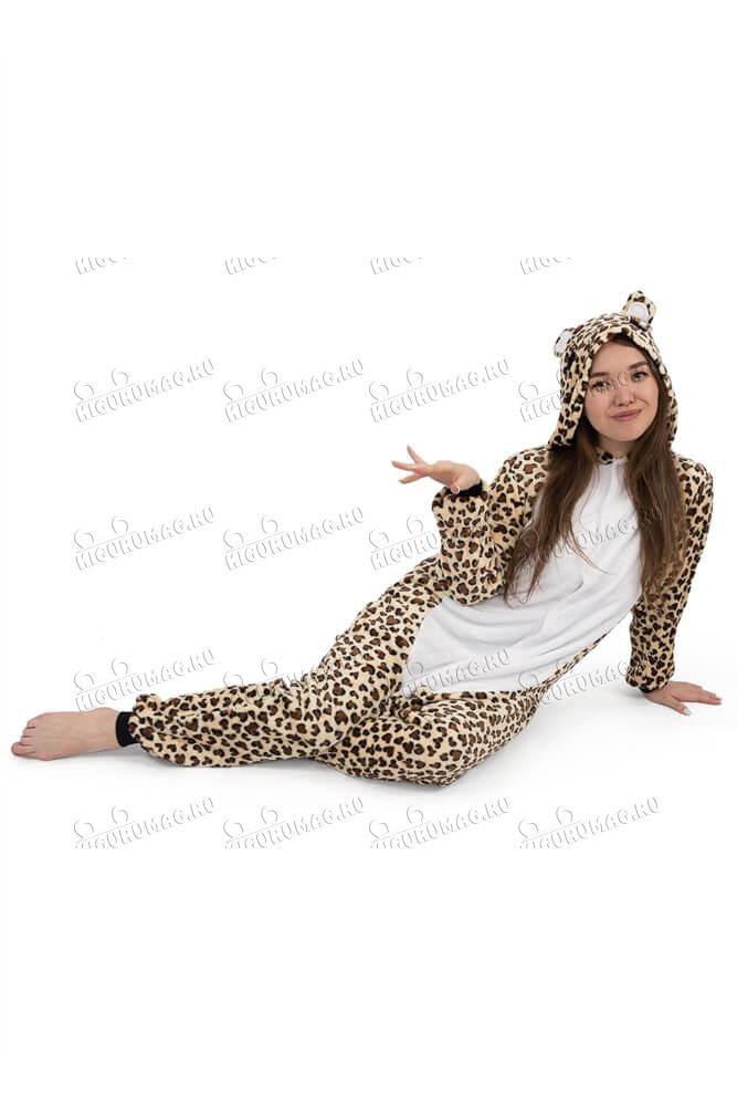Кигуруми Леопард - 3