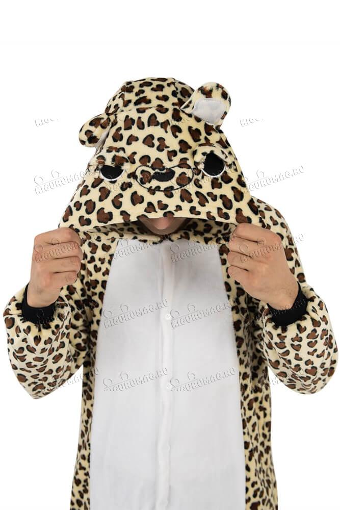 Кигуруми Леопард - 13