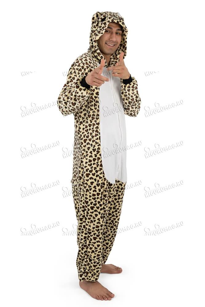 Кигуруми Леопард - 9