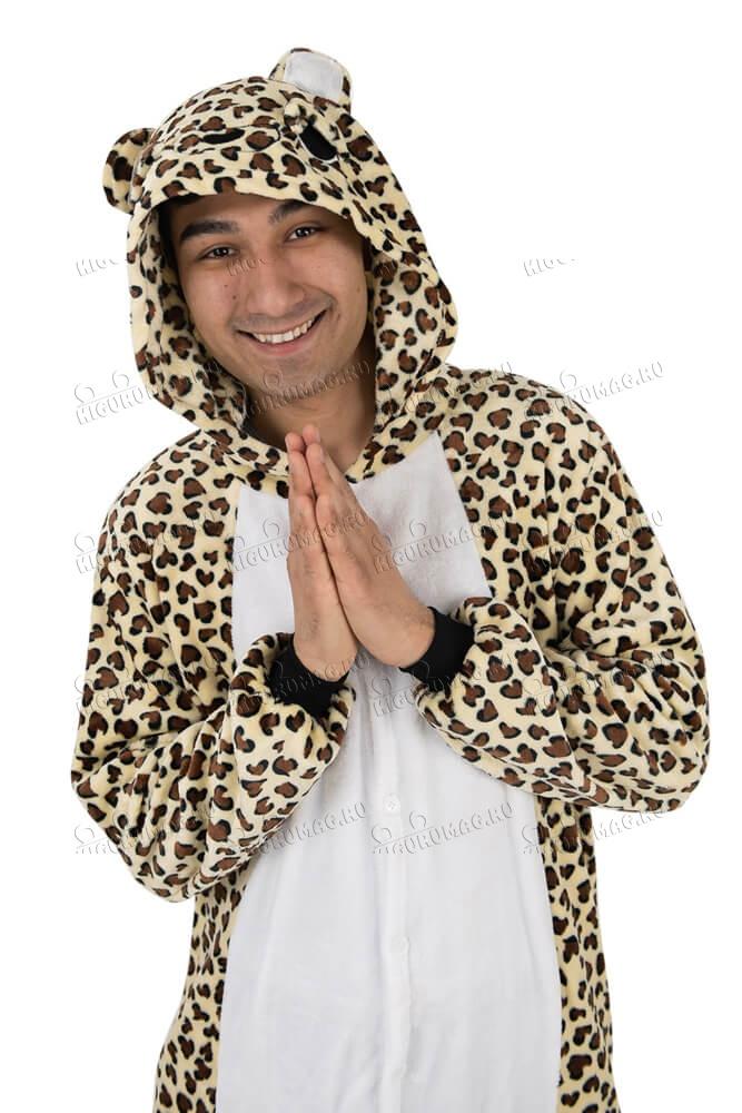 Кигуруми Леопард - 12