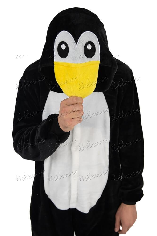 Кигуруми Пингвин - 8