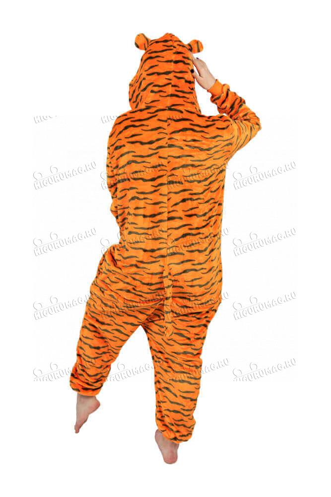 Кигуруми Тигр - 11