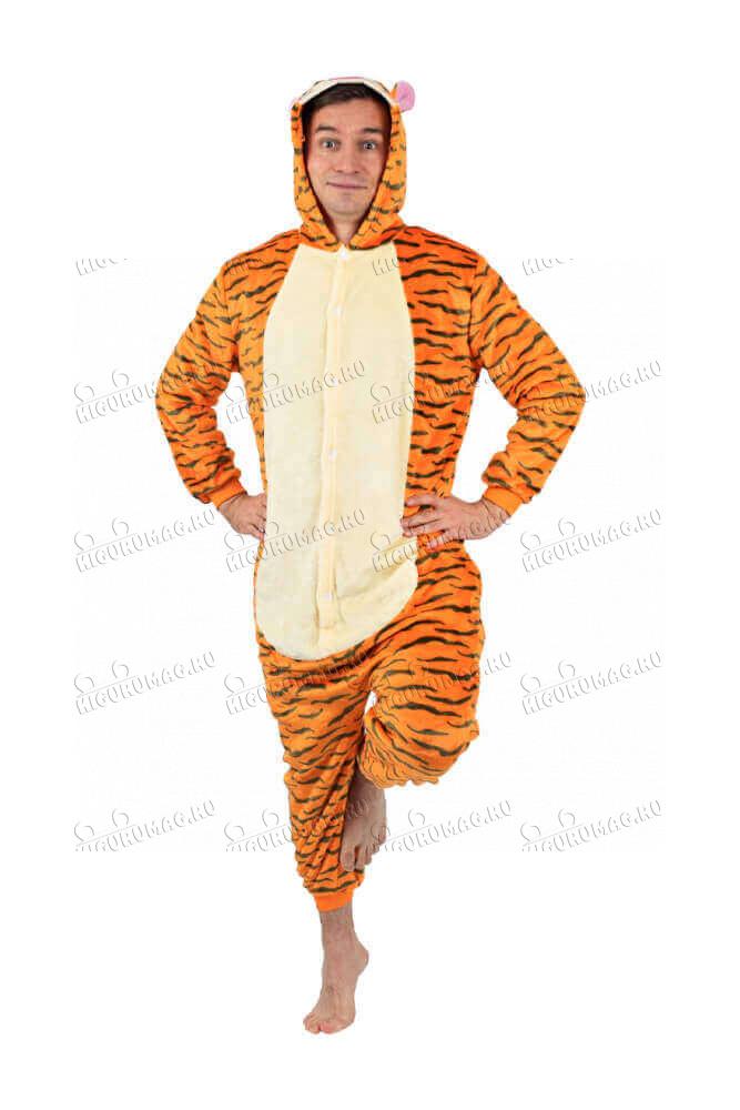Кигуруми Тигр - 4