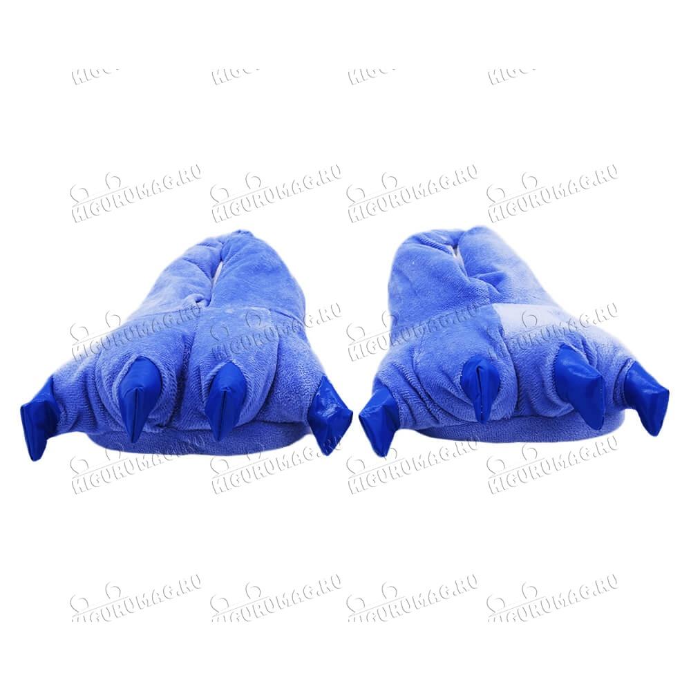 Тапки Лапки синие M, 35-40 размер - 5